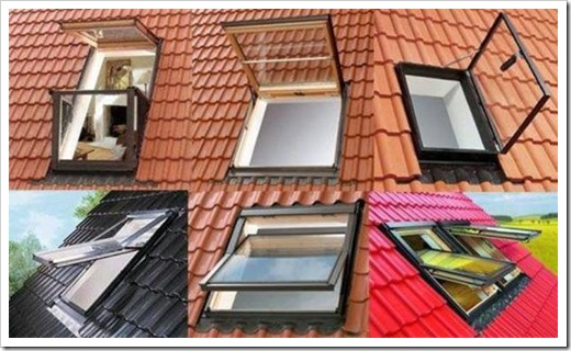 Какие мансардные окна лучше?