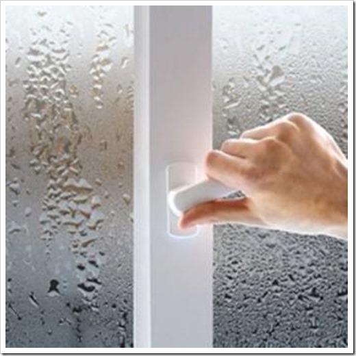 Потеют пластиковые окна - что делать?