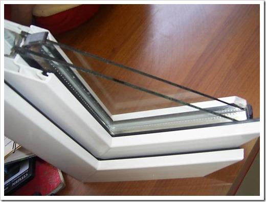 Как утеплить однокамерный стеклопакет?