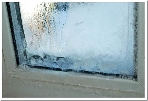 Промерзают пластиковые окна