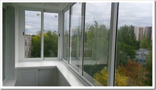 Согласование остекления балкона