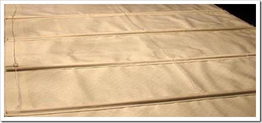 Как сшить шторы жалюзи?