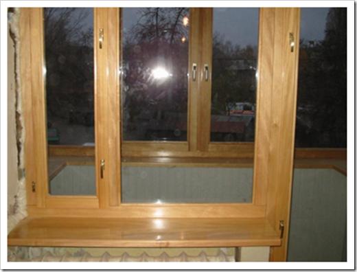Лак для деревянных окон