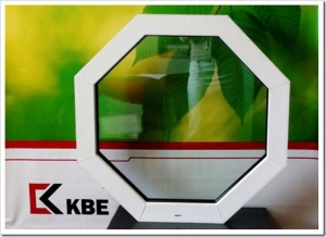 Окна пластиковые KBE