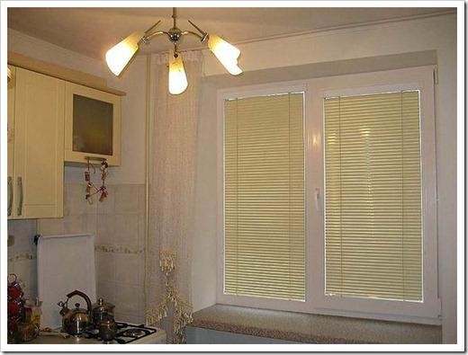 Как установить жалюзи на окна?