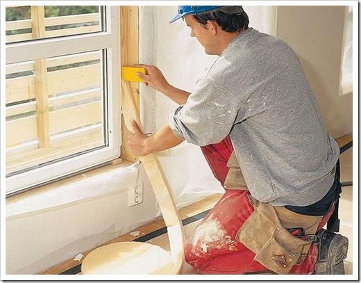 Как утеплить старые деревянные окна?