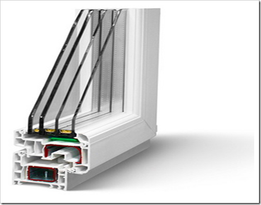 Трехкамерный стеклопакет: технические характеристики