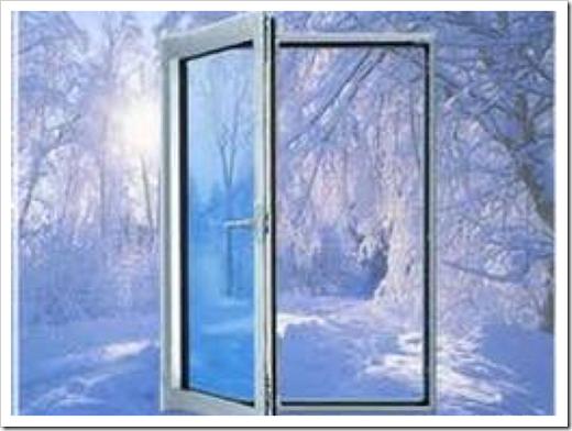 Можно ли зимой ставить стеклопакеты?