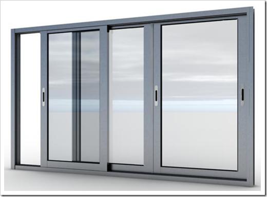 Монтаж раздвижного алюминиевого окна своими руками 875