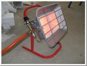 Основные положительные стороны газового обогревателя