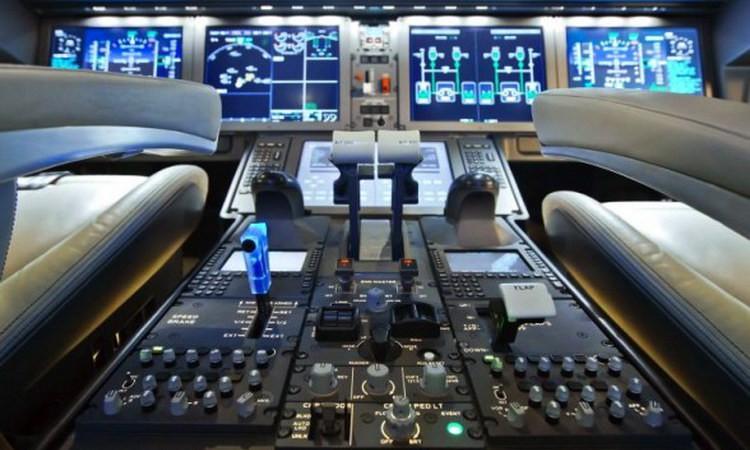 Современный состав авионики воздушного судна