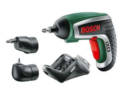 Купить Bosch IXO 4 Upgrade Full