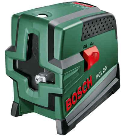 Купить Bosch PCL 20 Set