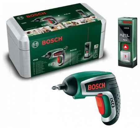 Купить Bosch PLR 15 + IXO