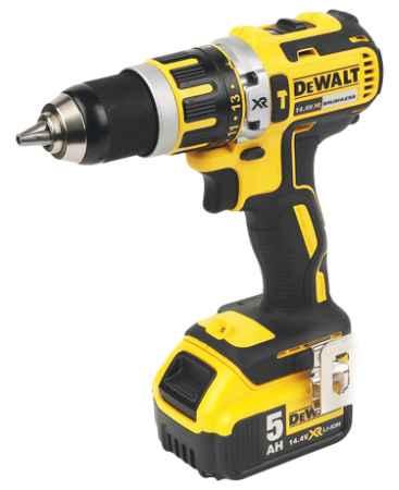 Купить DeWalt DCD737P2