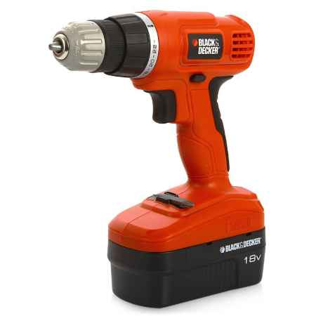 Купить Black & Decker EPC18CABK