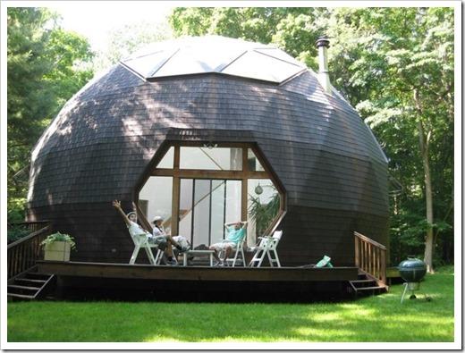 Особенности купольных домов