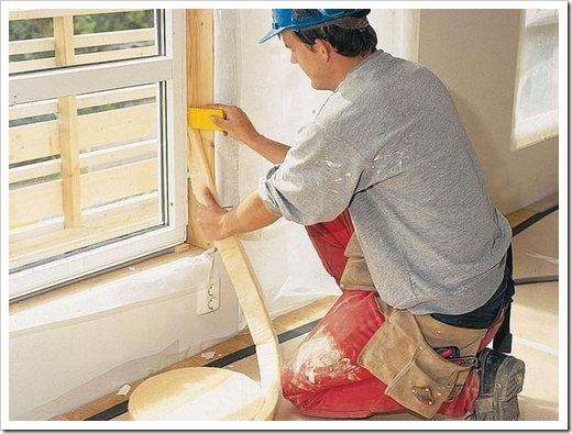 Устранение причин продувания пластикового окна