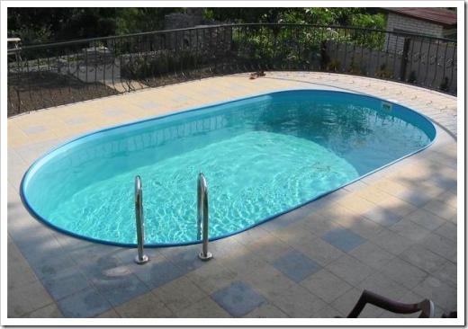 Организация стационарных бассейнов