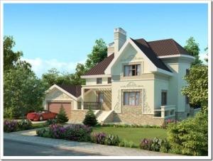 Наиболее выгодные технологии строительства загородной недвижимости