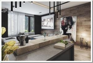 Основные критерии дизайна жилых помещений