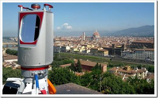 Цена на лазерные сканеры