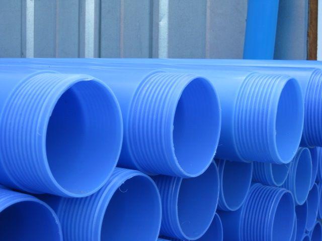 Характеристики пластиковых труб