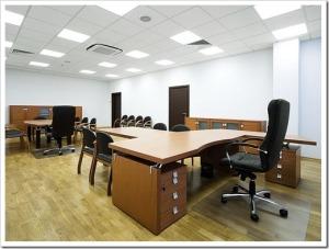 Варианты отделок офисных помещений