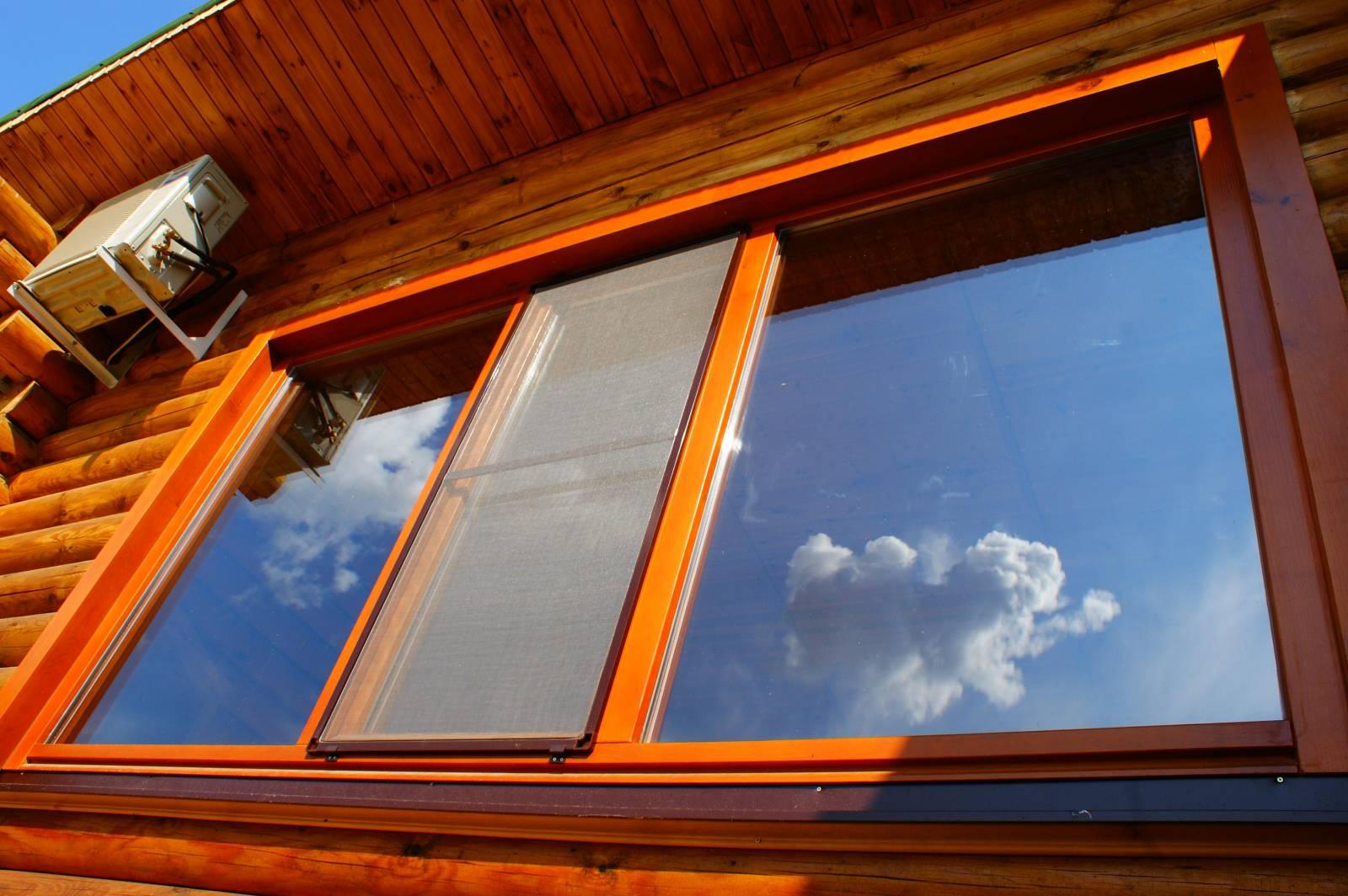 Как установить пластиковое окно на даче