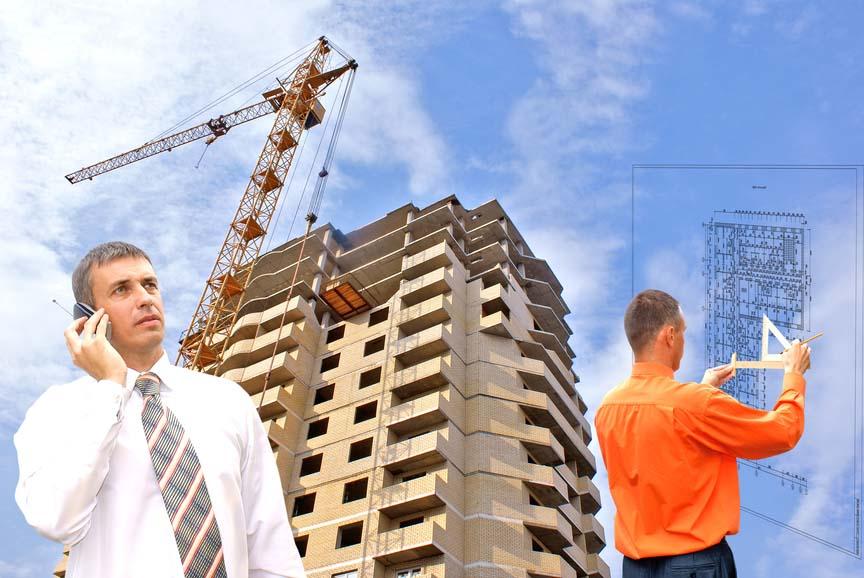 Общие черты строительных компаний