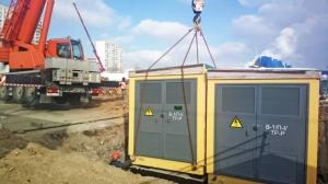 Как установить трансформаторные подстанции