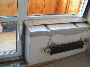 Как крепится пластиковое окно
