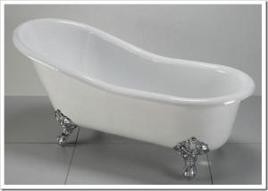 Какие опоры подойдут лучше всего для чугунной ванны?