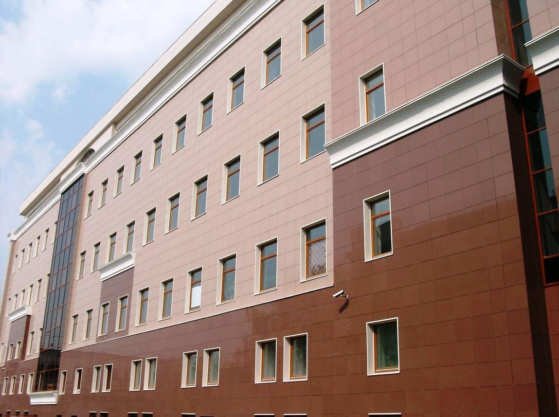 Вентилируемый фасад - что это такое