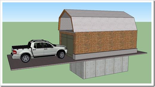 Принципы строительства гаража