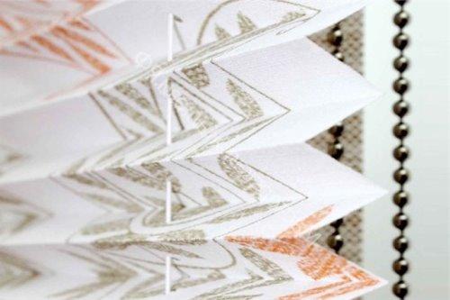 Бумажные жалюзи