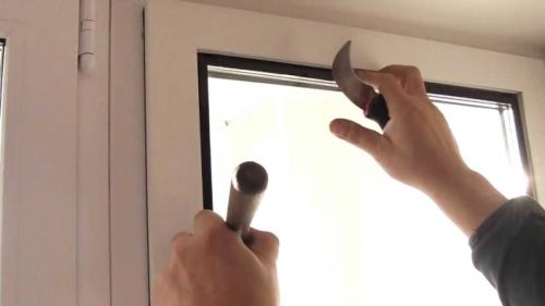 Как отрегулировать окно ПВХ