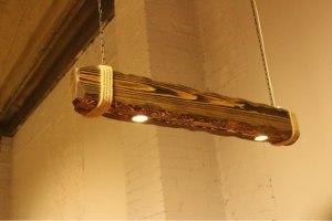 Самодельный светодиодный светильник