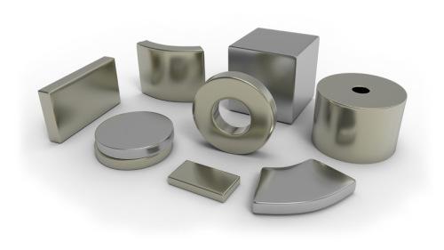 Основные характеристики неодимовых магнитов