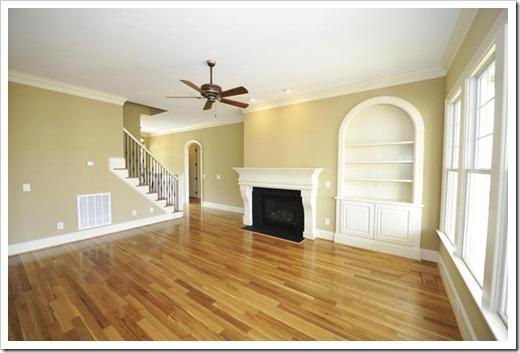 Обновление отделки в жилых помещениях