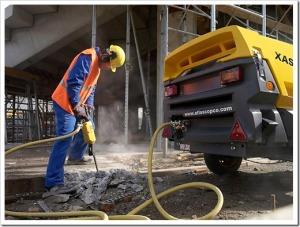 Классификация дизельных компрессоров