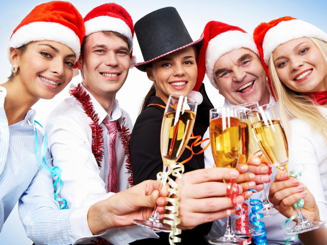 Как провести корпоратив на Новый год
