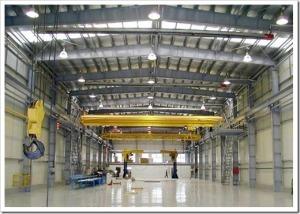 Техническая подготовка промышленных помещений