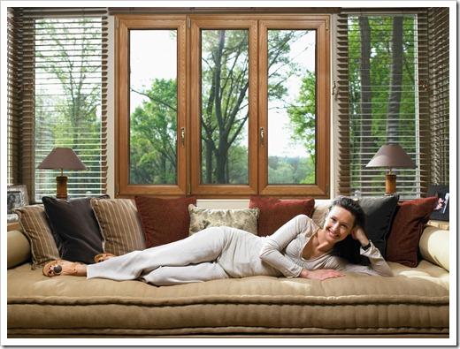 Сложности в использовании деревянных окон