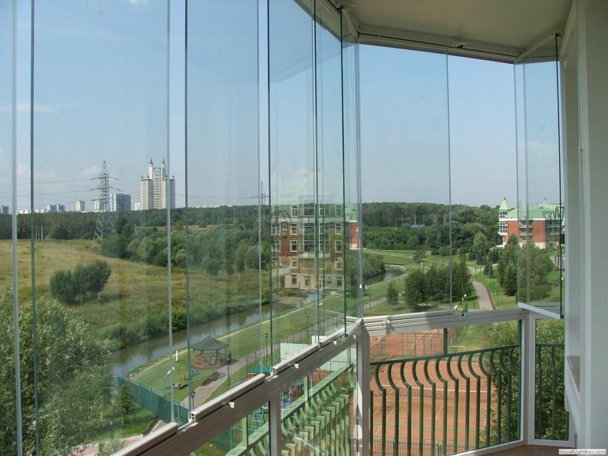 Чем застеклить балкон