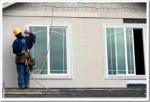 Методика установки пластикового окна