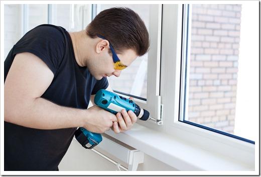 ПВХ-окна: обслуживание и ремонт