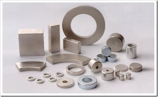 Применение неодимовых магнитов в дизайне