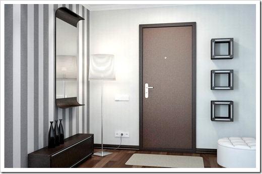 Обращаем внимание на качество полотна и фурнитуру двери