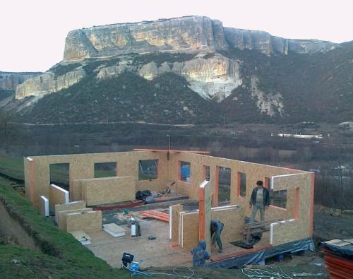 строительство минигостиницы